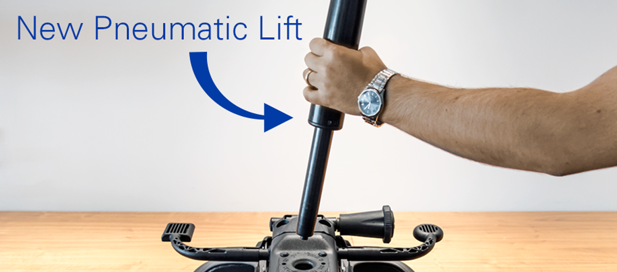 How To Remove A Pneumatic Lift Ergocentric