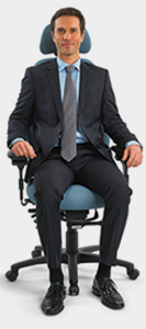ergocentric chair fit