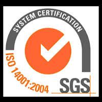 Sgs Iso 14001 2004 Logo Ergocentric