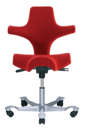 Hag Capisco Red ergoCentric Office Seating