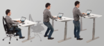 upCentric -Seating to standing position