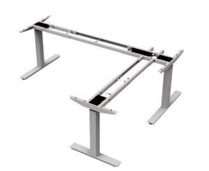 upCentric 3 Leg Frame Silver