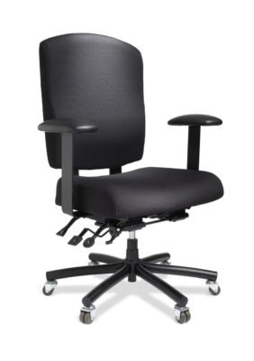 Bariatric Task Chair Ergocentric
