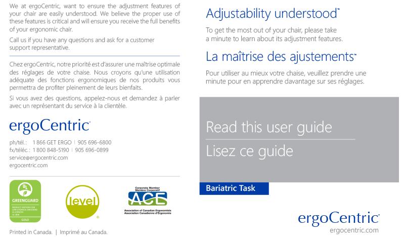 Bariatric Task User Guide