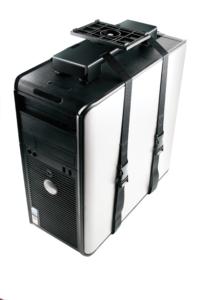 Dual Strap CPU Holder