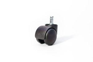 Dual Wheel Nylon Caster [NC]
