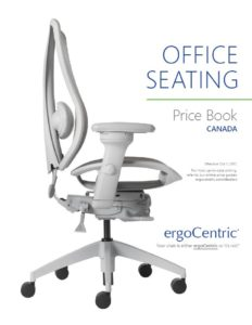 Office Seating Price Book