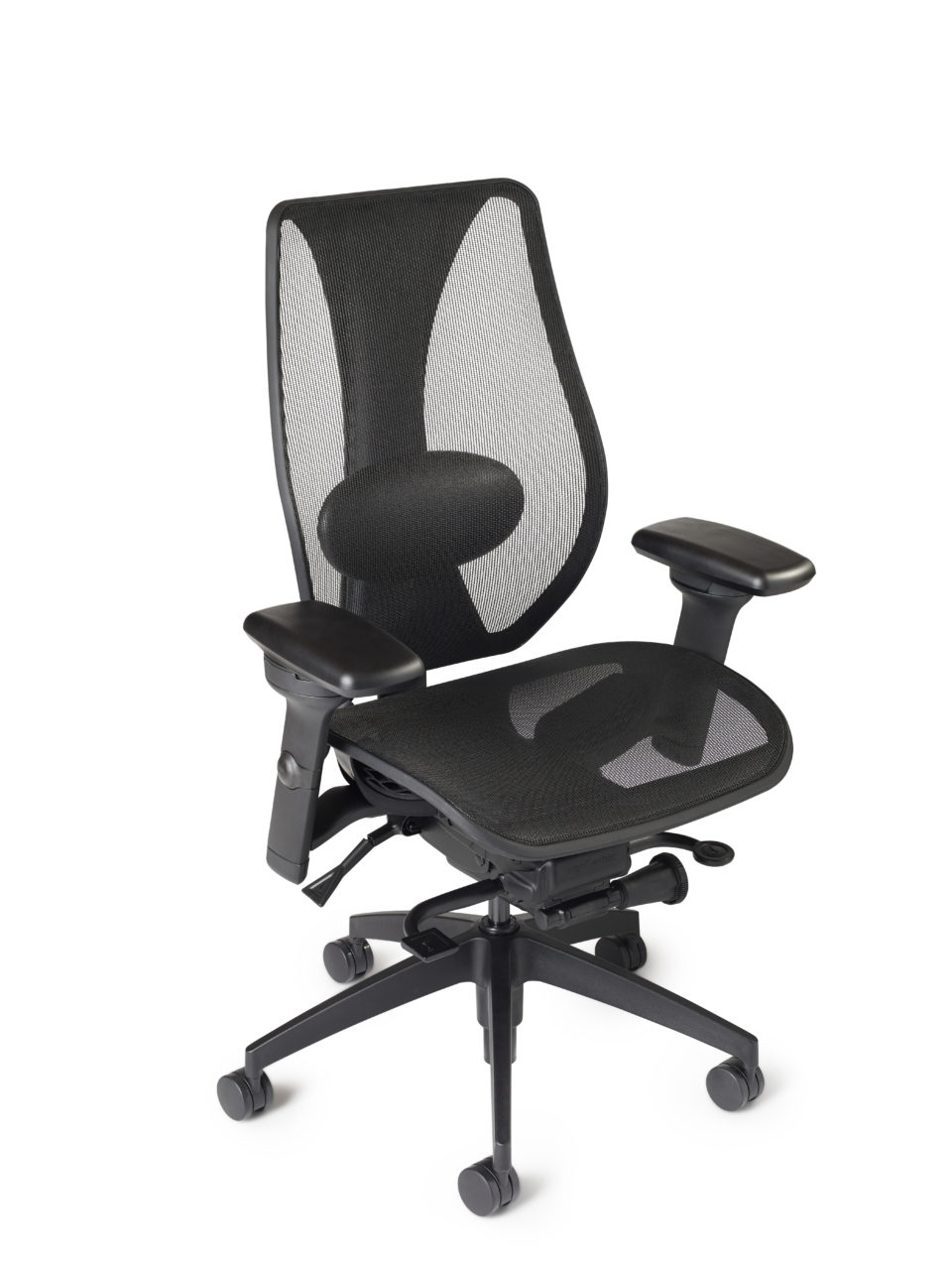 24 hour office chair tcentric hybrid ergonomic chair from. Black Bedroom Furniture Sets. Home Design Ideas