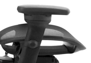 Height, Lateral & Swivel Armrests