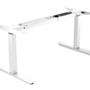 upCentric 2 Leg Frame White